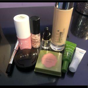 Makeup Kit (Becca, Marc Jacobs, Benefit, etc.)